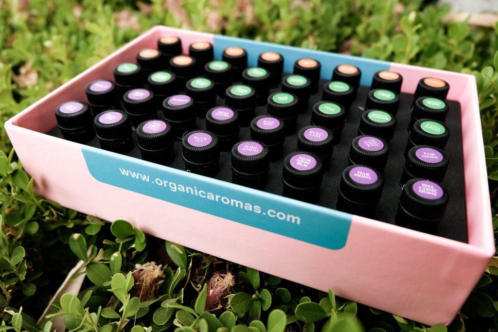 Organic Aromas Essential Oil Brand Review
