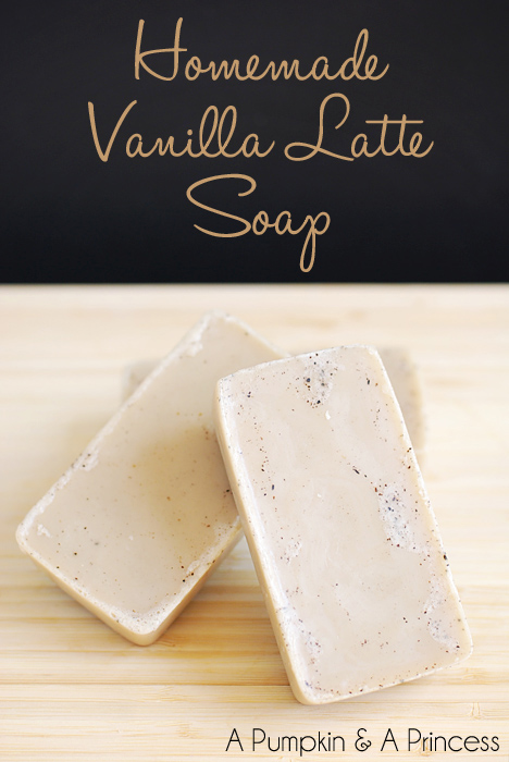 Vanilla Latte Soap Tutorial