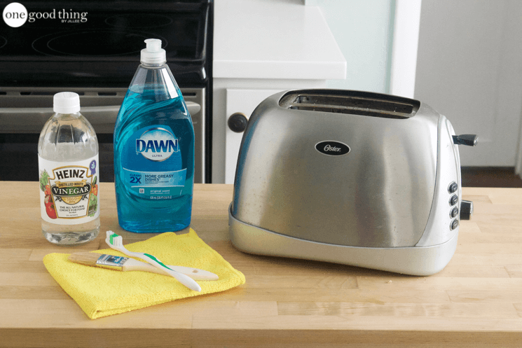 Deep Cleaning the Whole House | How to Clean Your Kitchen Toaster