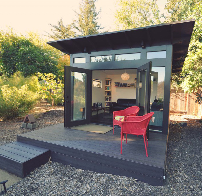 Modern Shed Atlanta: Backyard Shed DIY Ideas You Won't Believe