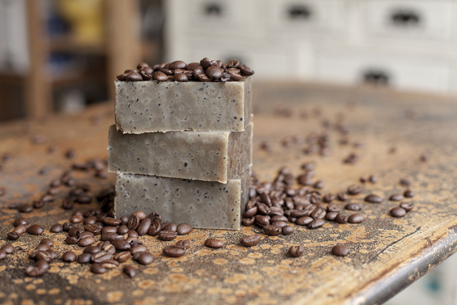 Coffee Cafe Soap Recipe