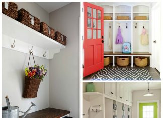 19 Mudroom Entryway Ideas With Plenty of Storage