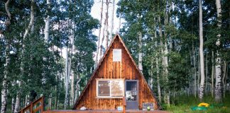 Reclaimed Wood in Prefab Homes