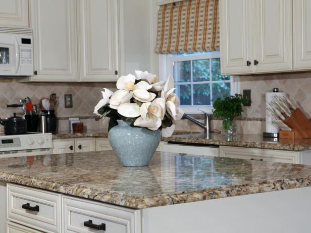 DIY Granite Counters