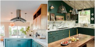 Alternative Kitchen Cabinet Colors to Copy