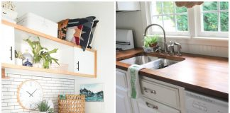 9 Breathing Kitchen Counter Top DIYs You Need to See