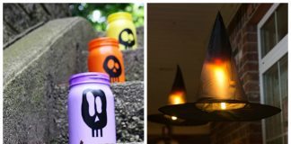 18 DIY Halloween Luminaries to Spook up Your Home With