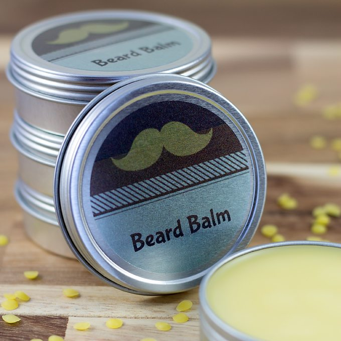 DIY Cedar Wood Beard Balm