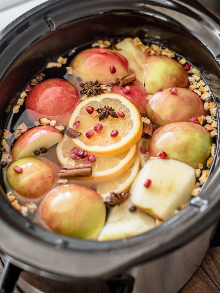 Fall Cider Fall Crock Pot Recipe
