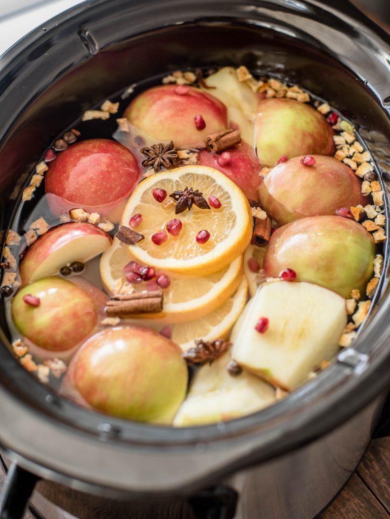 Fall Cider Fall Crock Pot Recipe