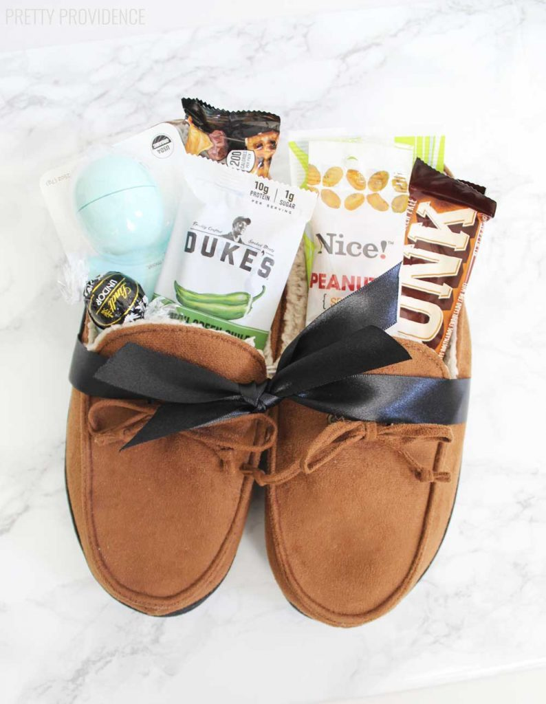 DIY Slippers Easy Gift for Him