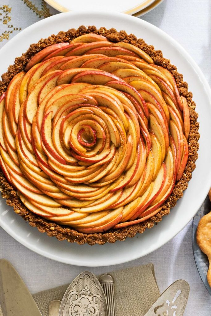 Apple Blossom Tart Recipe