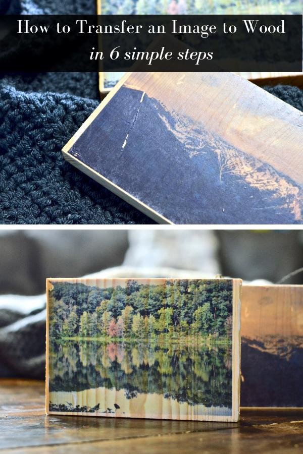 Wood Image Transfer