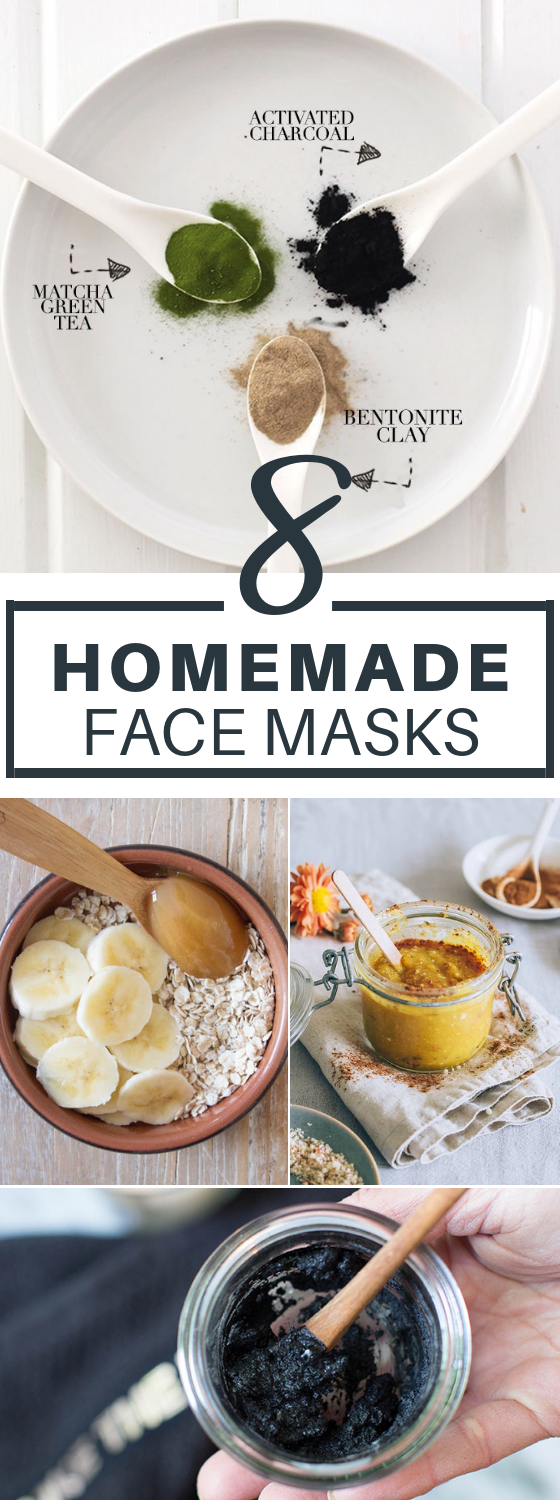 Easy DIY Face Mask Recipes