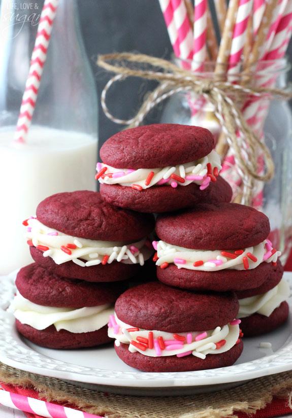 Red Velvet Cookie Recipes