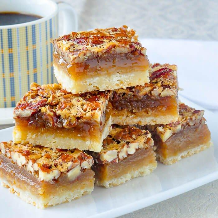 Pecan Pie Bar Recipe