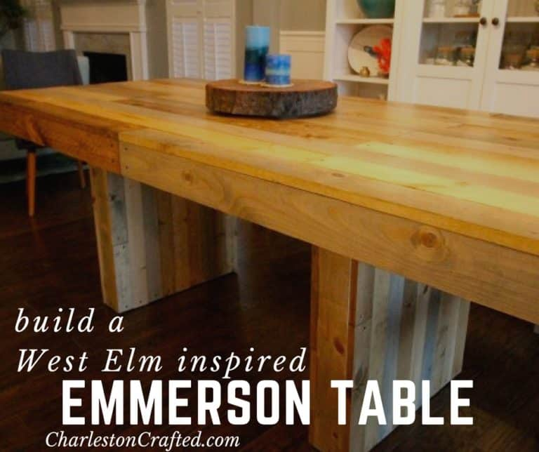 Emmerson Table Knockoff