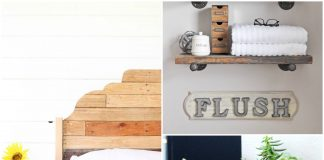 How To Do Rustic Home Decor on a Budget: 25 Ways to DIY Rustic Decorations