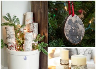 Farmhouse Christmas Decorations