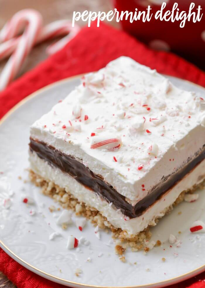 Peppermint Chocolate Delight