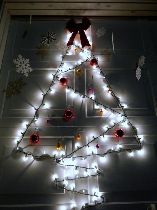 Garage Christmas Tree