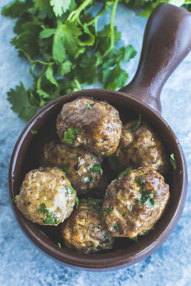Keto Cheese Meatballs