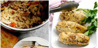 26 Chicken Instant Pot Recipes