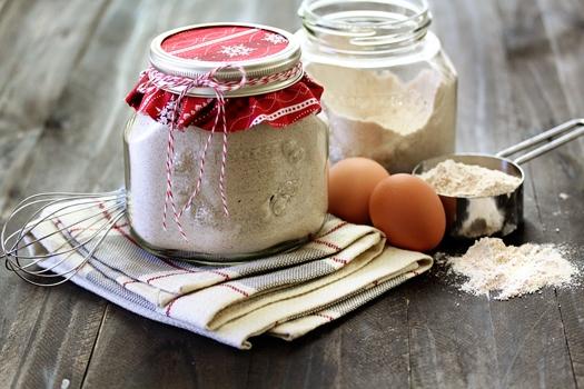 Pancake Mix From Scratch in a Jar