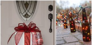 Outdoor Christmas Lights Decor Ideas