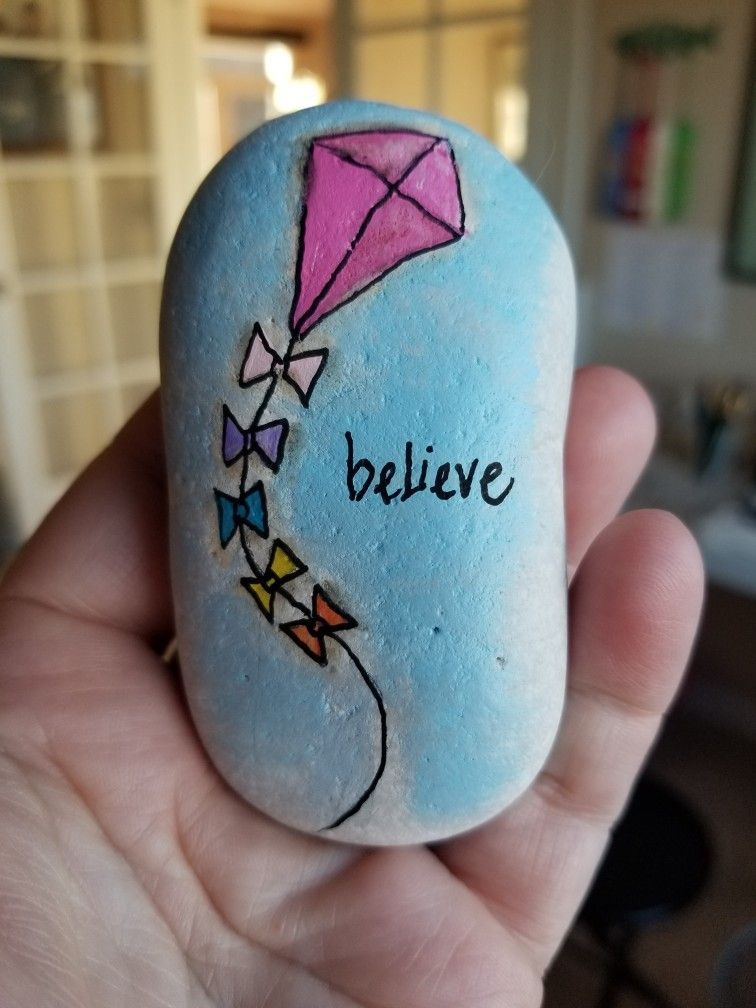 21 Inspirational Painted Rocks
