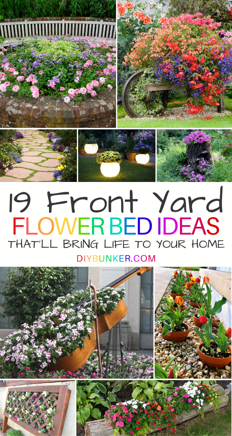 19 Best Front Of House Flower Bed Ideas That Ll Bring Your Home To Life