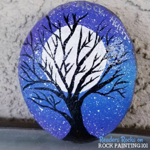 21 Pretty Painted Rocks