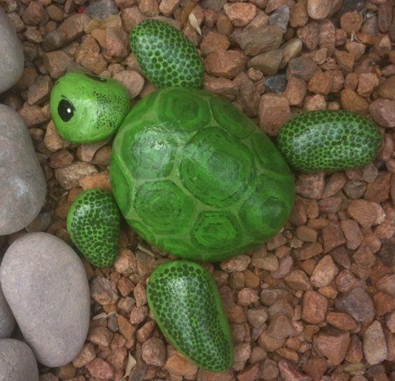 21 Cute Painted Rock Ideas