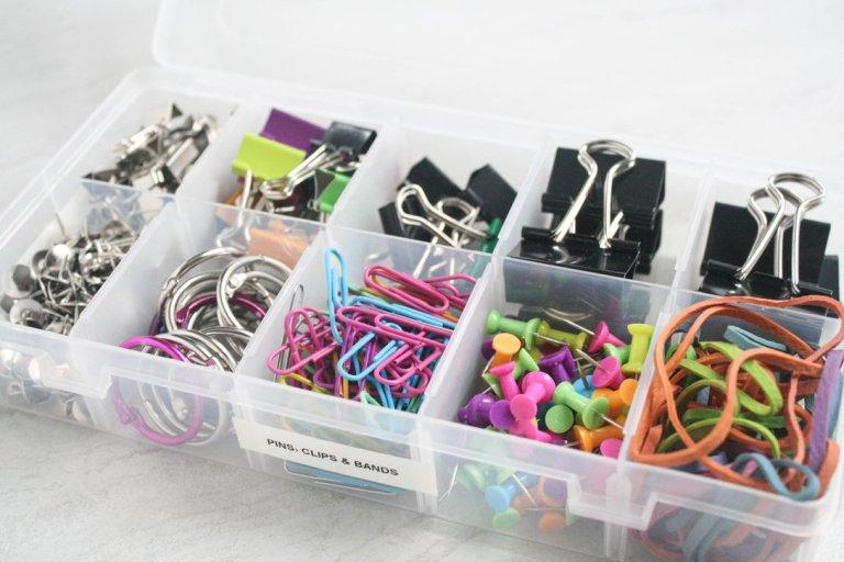 Tackle Box Organizer