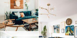 11 Blue Velvet Sofa Living Room Ideas
