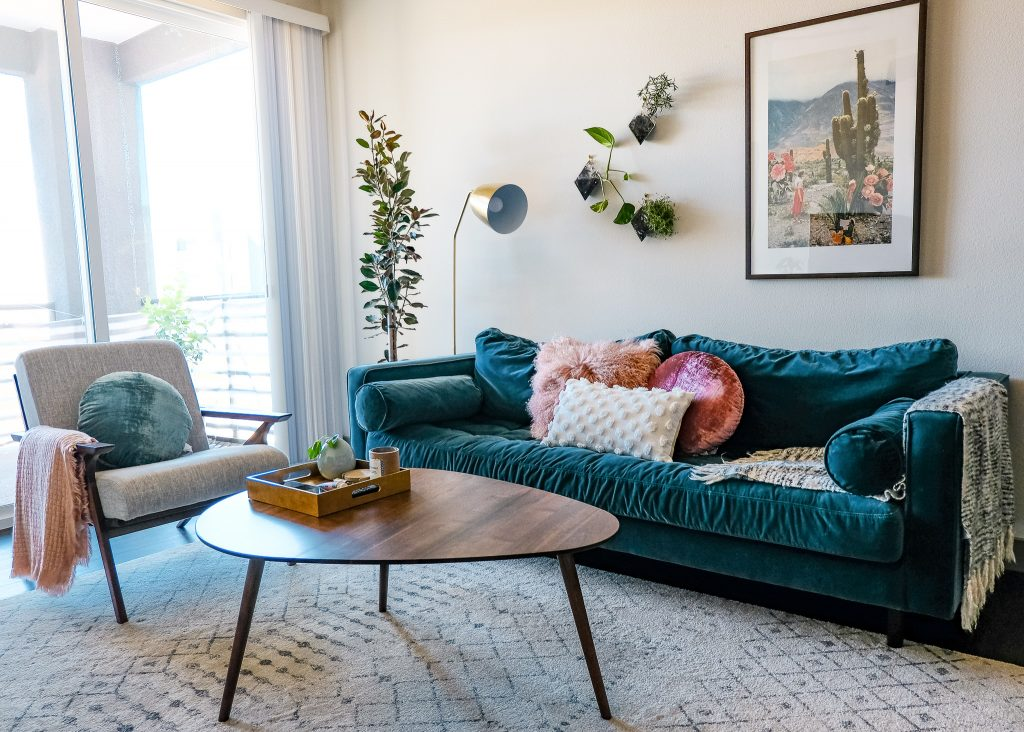 Terrific Sven Sofa Pacific Blue Review Why Were Loving Our Article Beatyapartments Chair Design Images Beatyapartmentscom