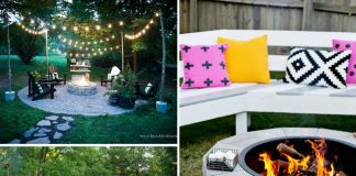 Easy DIY Firepit Projects