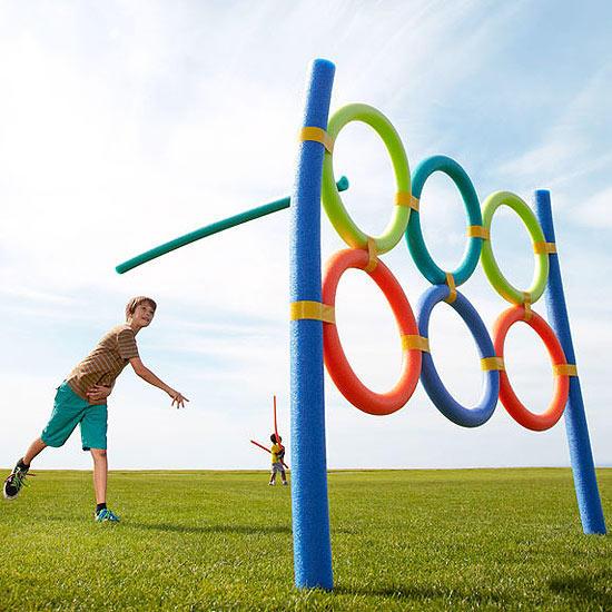 Summer Kids Activities - Target Practice