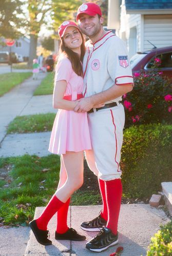Baseball Lovers Costume