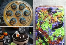 Easy Halloween Dessert Recipe Ideas