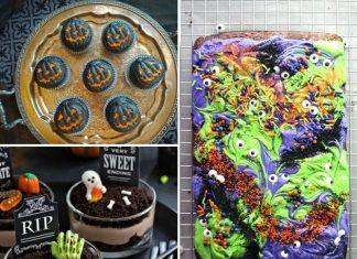 Easy Halloween Dessert Recipe Ideas