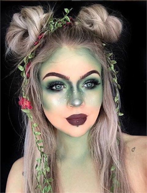 Woods Faerie/Princess Makeup