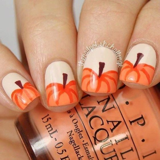 30 Spook-tacular Halloween Nail Art Ideas That'll Blow ...