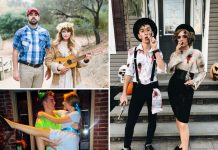 25 Couples Costumes Ideas for Halloween