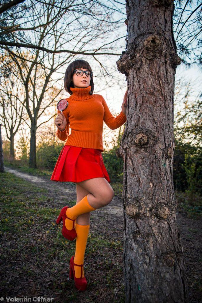Velma Scooby Doo Costume