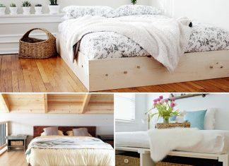 19 DIY Bed Frames