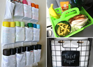 100 Dollar Store Organization Hacks