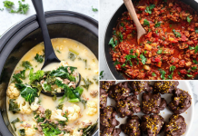 100 Keto Crockpot Recipes