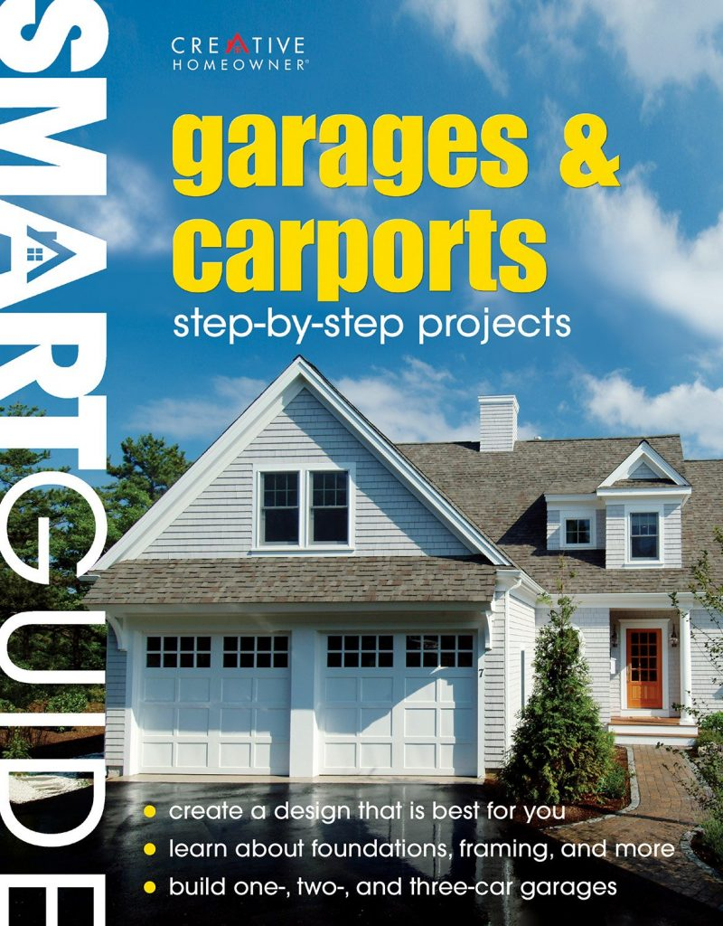 How to Build Your Own Garage and Carport