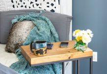 DIY IKEA Laptop Stand Hack